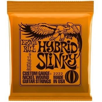 9-46 Ernie Ball Hybrid Slinky 2222