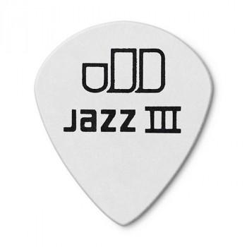 Dunlop Tortex Jazz III White .73