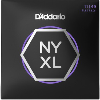 11-49 D'Addario NYXL Medium