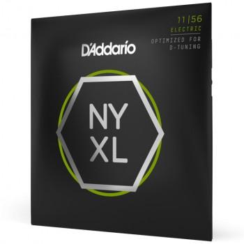 11-56 D'Addario NYXL M Top / E-H Bottom