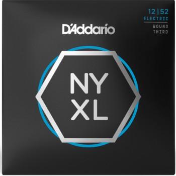 12-52 D'Addario NYXL Light