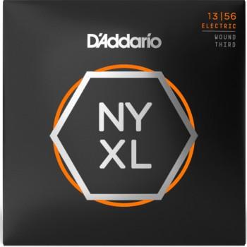 13-56 D'Addario NYXL Medium