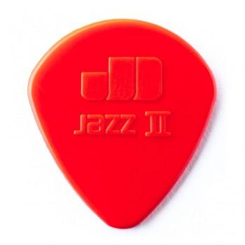 Dunlop 47P2N Nylon Jazz II Red 1.18mm