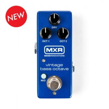 MXR M280 Vintage Bass Octave Mini