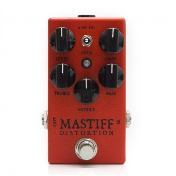 Weehbo Mastiff Distortion