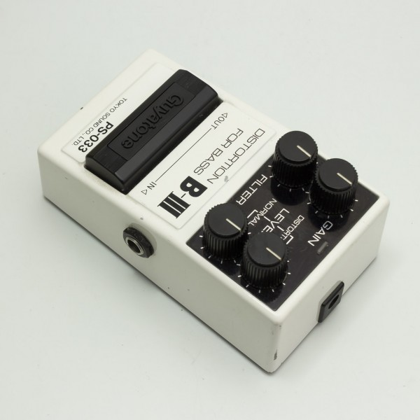 Guyatone PS-033 B-III Bass Distortion Japan 1980's