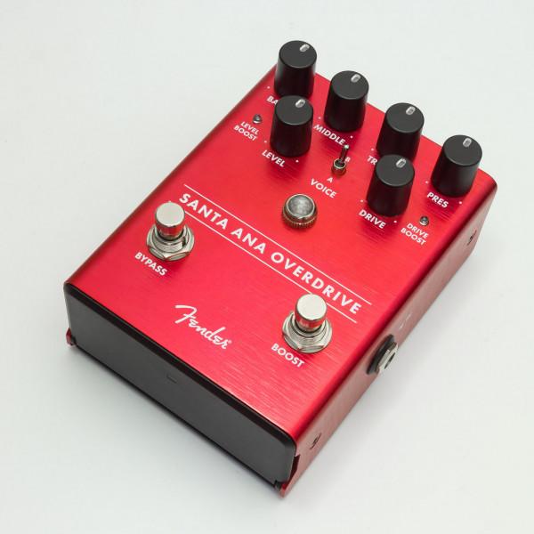 Fender Santa Anna Overdrive