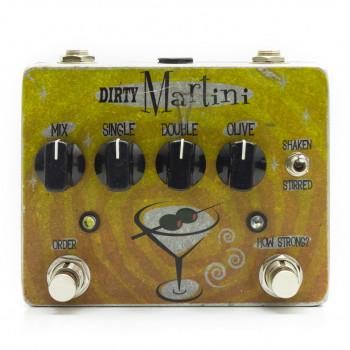 Tortuga Effects Custom Shop Dirty Martini Dual Analog Chorus and Vibrato