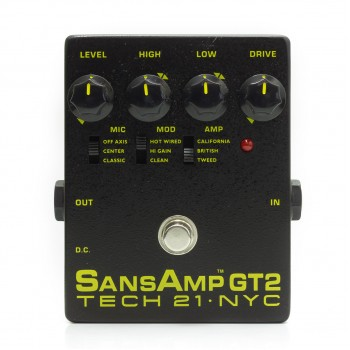 Tech 21 SansAmp GT2 USA