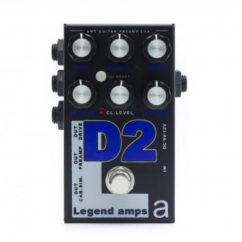 AMT D2 (Diezel) Preamp