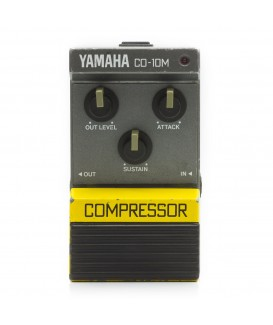 Yamaha CO-10M Analog Compressor Sustainer Made In Japan 1980's