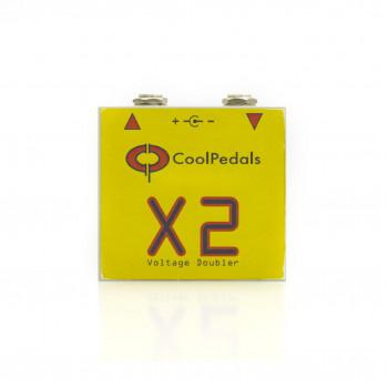 CoolPedals Voltage Doubler X2